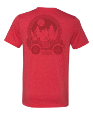 Dirt Road Red – back